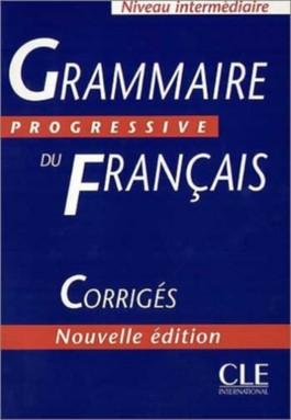 Grammaire progressive du français - Niveau intermédiaire / Lösungsheft