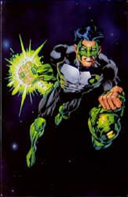 Green Lantern, Box 1