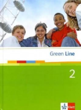 Green Line / Schülerbuch (Fester Einband) Band 2 (6. Klasse)