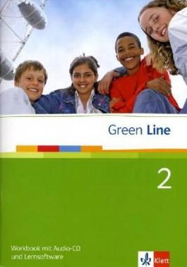 Green Line / Workbook mit Audio-CD und Lernsoftware zu Band 2 (6. Klasse)