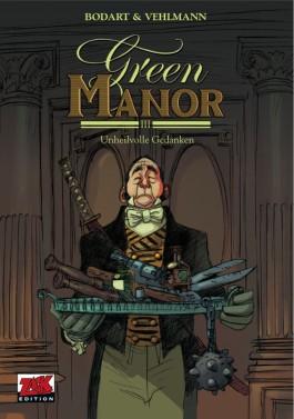 Green Manor Band 3