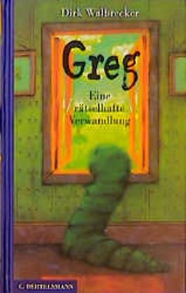 Greg, Eine rätselhafte Verwandlung