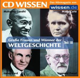 Grosse Frauen und Männer der Weltgeschichte -  Teil 18