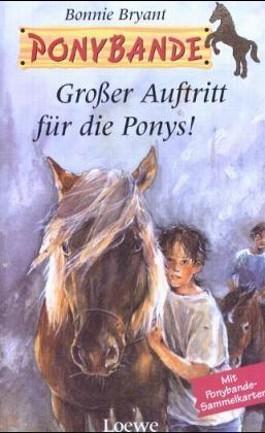 Großer Auftritt für die Ponys!