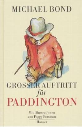 Großer Auftritt für Paddington