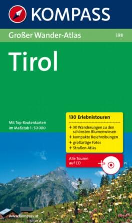 Großer Wanderatlas Tirol