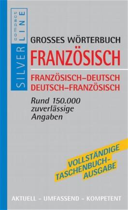 Grosses Wörterbuch Französisch