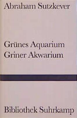 Grünes Aquarium