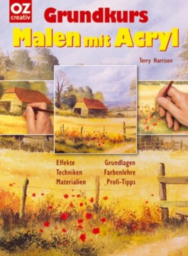 Grundkurs Malen mit Acryl