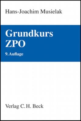 Grundkurs ZPO