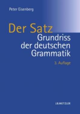 Grundriss der deutschen Grammatik