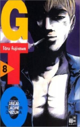 GTO. Bd.8