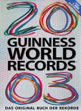 Guinness Buch der Rekorde 2003