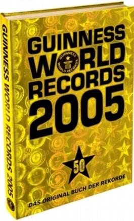 Guinness Buch der Rekorde 2005