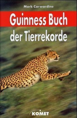 Guinness Buch der Tierrekorde