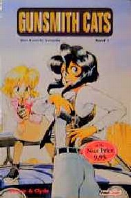 Gunsmith Cats (Band 1)