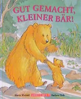 Gut gemacht, kleiner Bär!