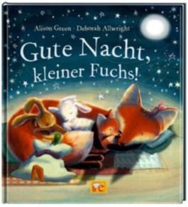 Gute Nacht, kleiner Fuchs!