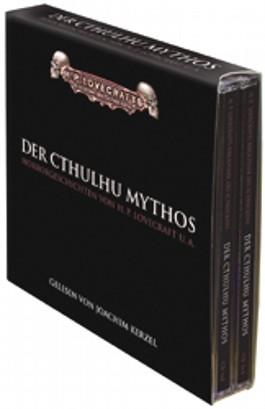 H.P. Lovecrafts Bibliothek des Schreckens 1. Der Cthulhu Mythos.