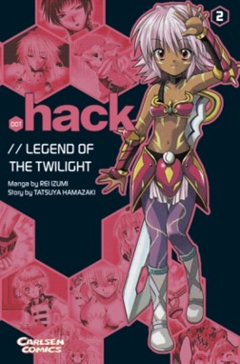 Hack / .hack//Legend of the Twilight, Band 2