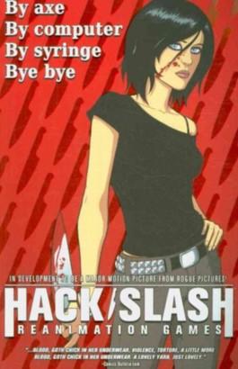 Hack/Slash 5