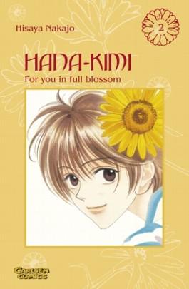 Hana-Kimi. Bd.2