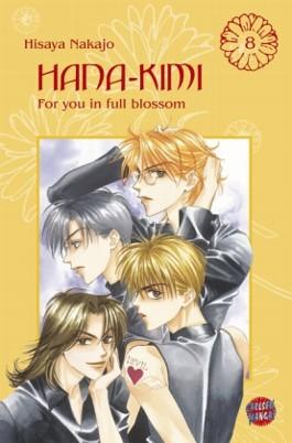 Hana-Kimi. Bd.8