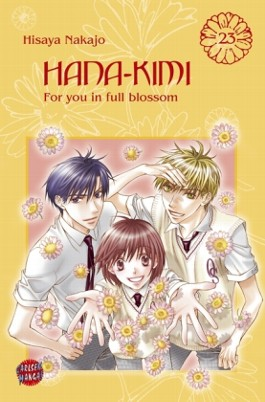 Hana No Kimi - For you in full blossom / Hana-Kimi, Band 23