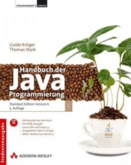 Handbuch der Java-Programmierung, Studentenausgabe m. DVD-ROM