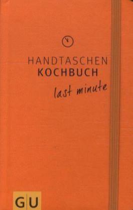 Handtaschenkochbuch last minute