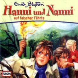Hanni und Nanni auf falscher Fährte