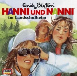 Hanni und Nanni im Landschulheim