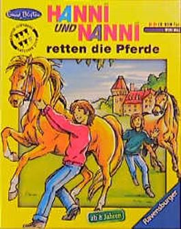 Hanni und Nanni retten die Pferde, 1 CD-ROM