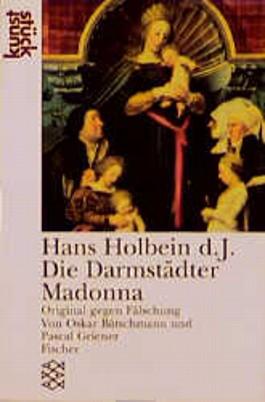 Hans Holbein d. J. 'Die Darmstädter Madonna'