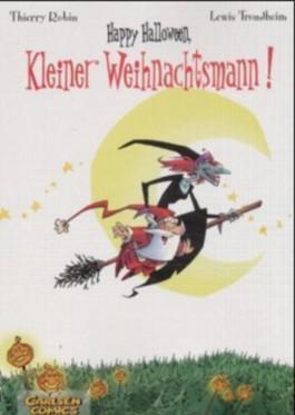 Happy Halloween, Kleiner Weihnachtsmann