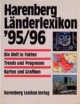Harenberg Länderlexikon '95/96