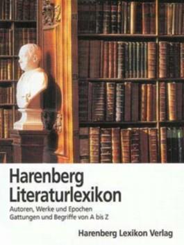Harenberg Literaturlexikon