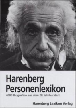 Harenberg Personenlexikon
