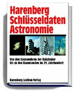 Harenberg Schlüsseldaten Astronomie