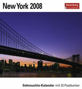 Harenberg Sehnsuchts-Kalender New York 2008