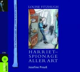 Harriet - Spionage aller Art