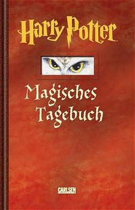 Harry Potter, Magisches Tagebuch (rot)