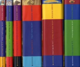 Harry Potter Kids Hb Box Set