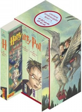 Harrys ZauberBox, 4 Bände