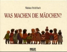 Heidelbach Kassette - Was machen die Mädchen (Miniausgabe)
