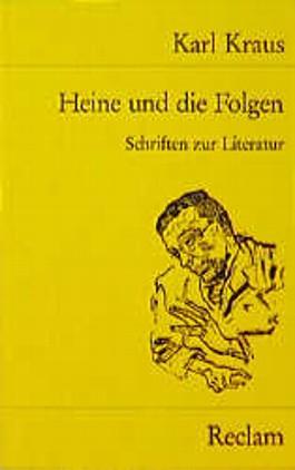 Heine und die Folgen. Schriften zur Literatur.