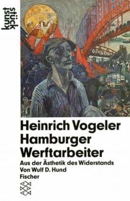 Heinrich Vogeler 'Hamburger Werftarbeiter'