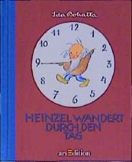 Heinzel wandert durch den Tag (Die Uhr)