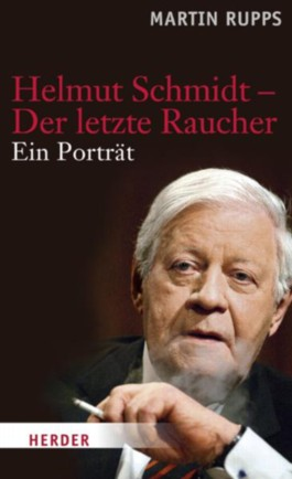 Helmut Schmidt - Der letzte Raucher