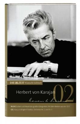 Herbert von Karajan lesen und hören, Buch u. Audio-CD